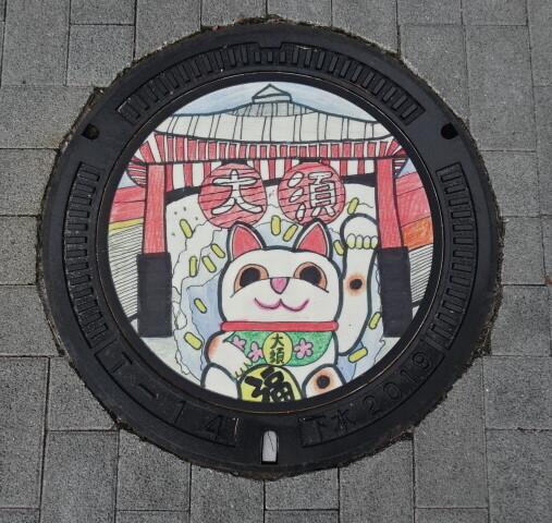 名古屋市大須のまねきねこ