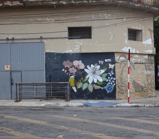 アートな壁