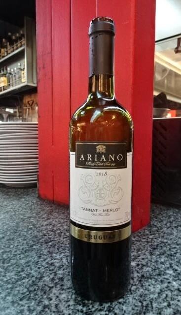 ウルグアイはワインが良いらしい