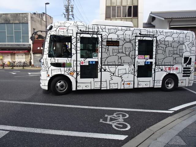 循環バスにんまる