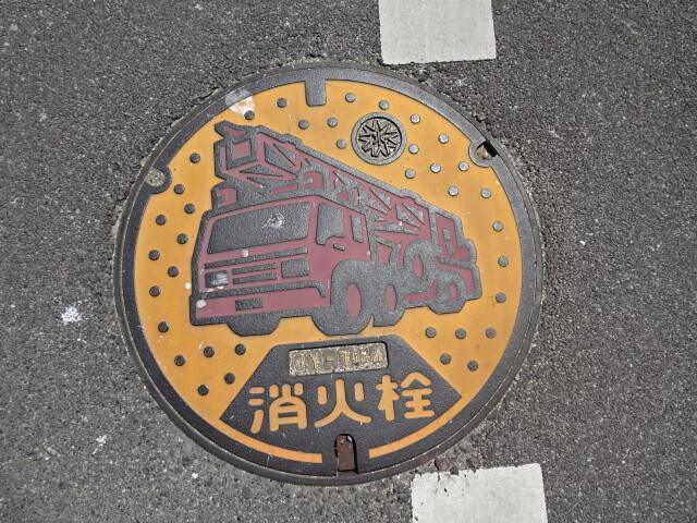 呉市御手洗地区消火栓