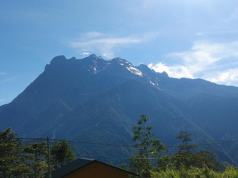 キナバル山 (2)