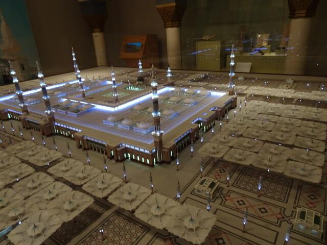 メディナのモスク