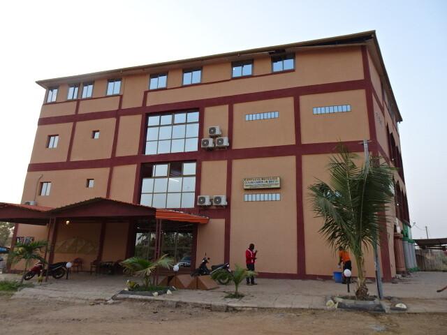 ガワのホテル