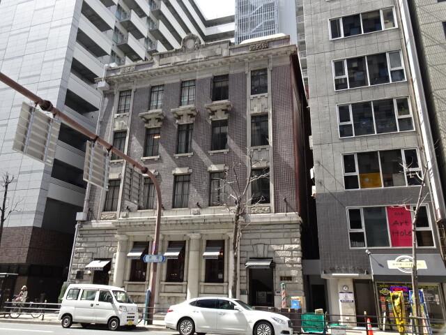 1922年築新井ビル