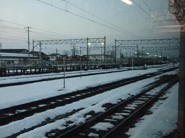 会津若松駅に