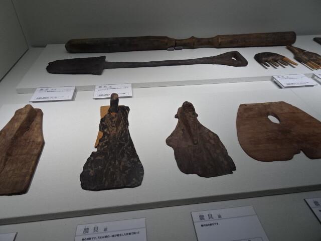 木製農機具