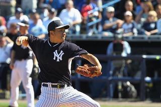 ヤンキース田中将大投手、オープン戦で上々のデビュー 海外の反応