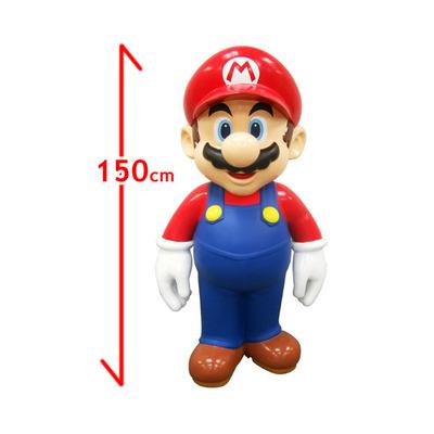 【海外の反応】「金持ちだったら買う。」日本のamazonで等身大マリオが買える。
