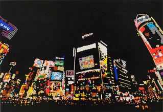 「これぞアート」シールアーティスト大村雪乃さんの作品が海外でもちょっと話題に 海外の反応