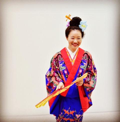 沖縄衣装体験から感じる人生観←大げさのようで大げさじゃない