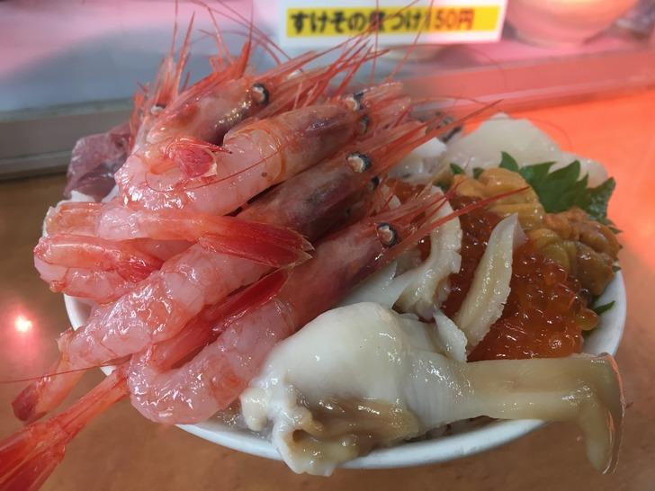 マルトマ食堂 マルトマ丼
