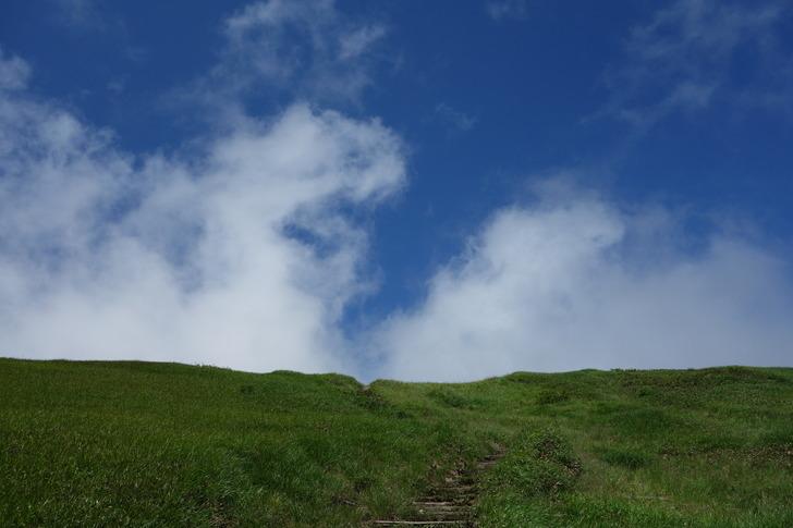 巻機山 ニセ山頂