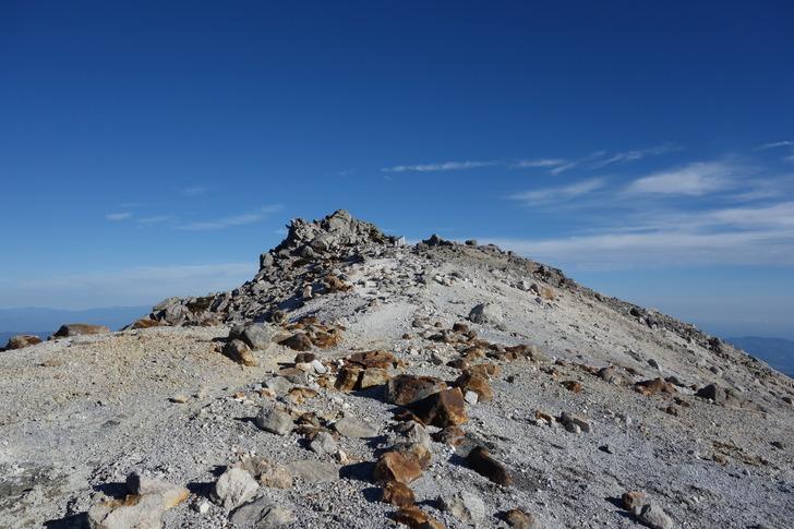 白山 御前峰