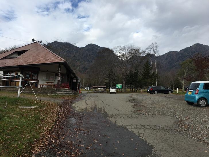戸隠牧場 キャンプ場