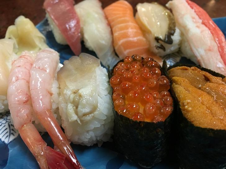 ニセコ 倶知安 すし処日本橋 しらかば 寿司