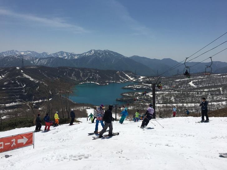 かぐらスキー場