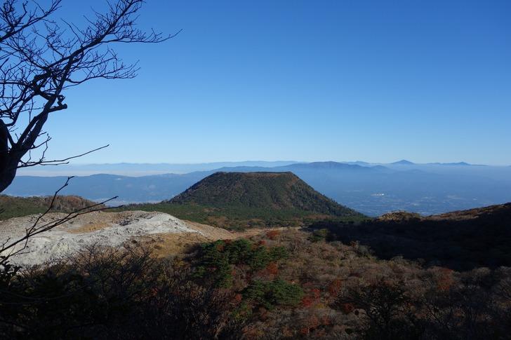 韓国岳 二合目