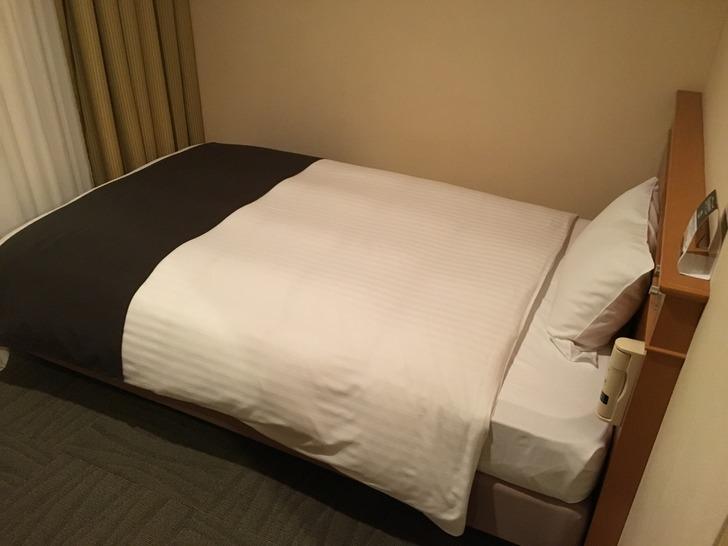 出雲ロイヤルホテル シモンズベッド