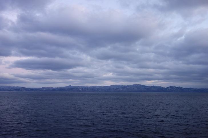 津軽海峡フェリー ブルードルフィン 大間町