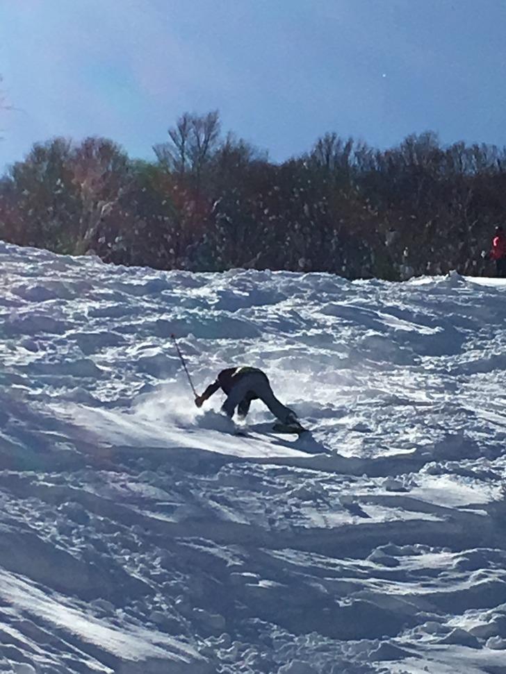 七飯スノーパーク スキー kyompi