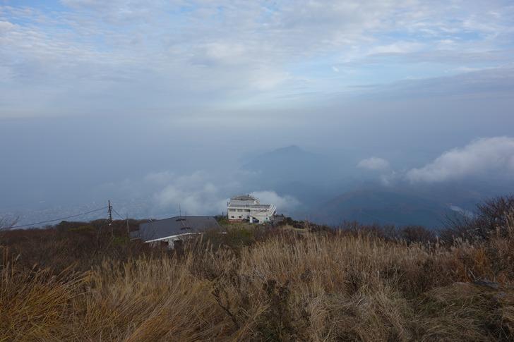 鶴見岳 別府ロープウェイ