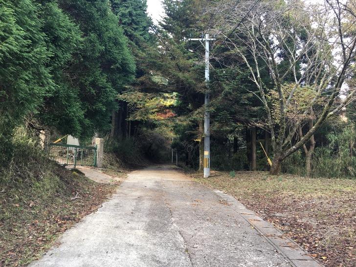 火男火売神社 駐車場