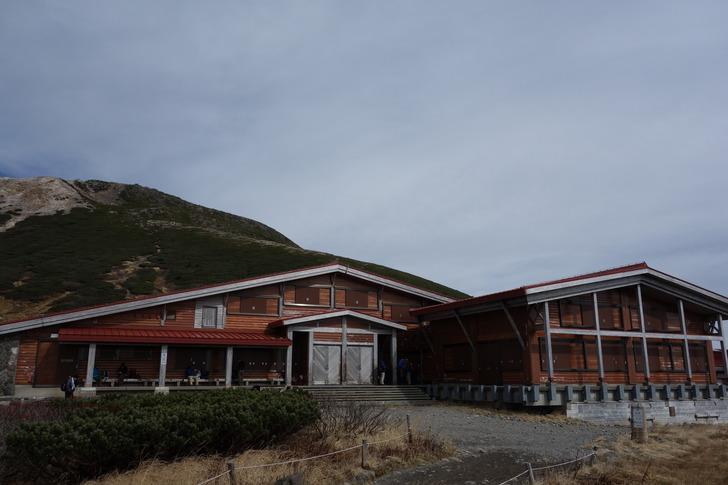 白山 室堂ビジターセンター