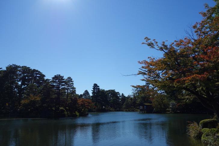 兼六園 池