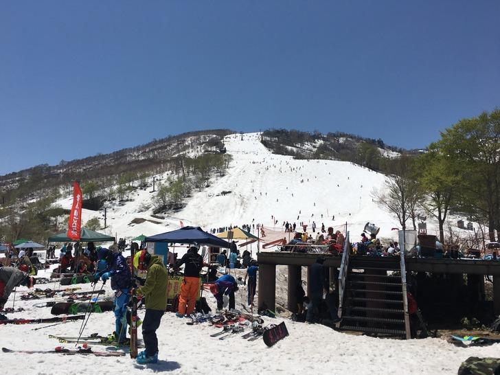 かぐらスキー場 メイン