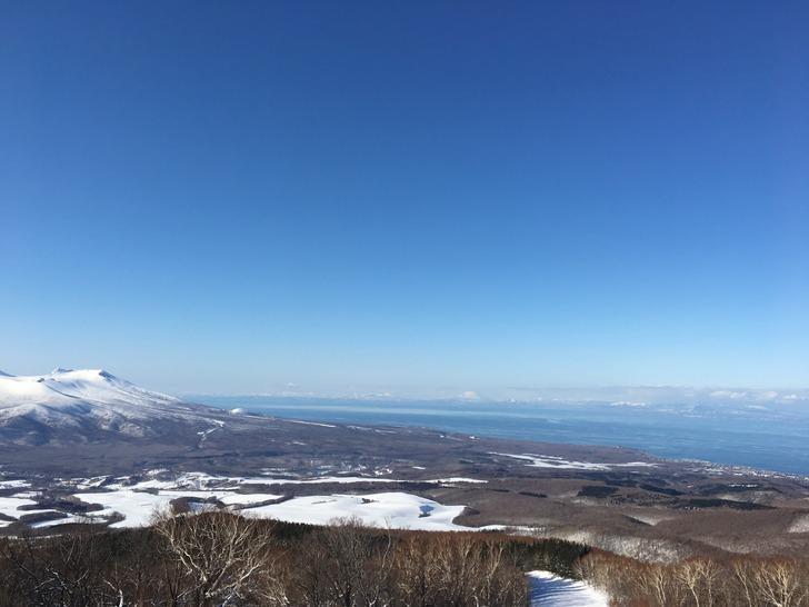 函館七飯スノーパーク 羊蹄山