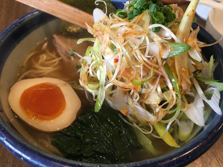 軽井沢 麺処暁