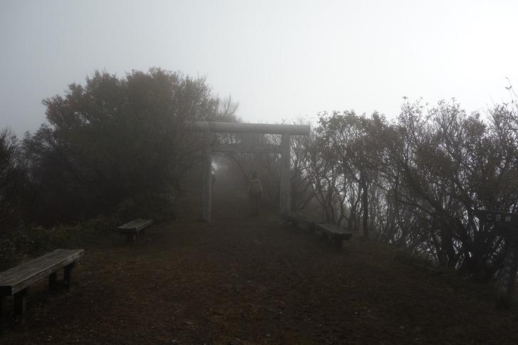雲仙岳 妙見神社