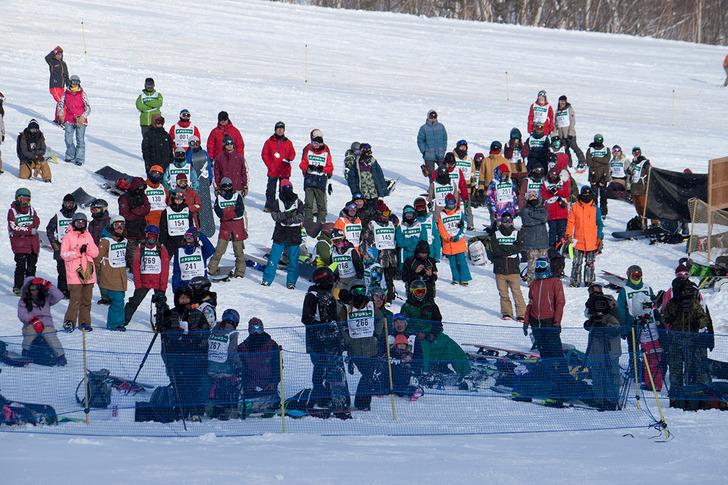 第24回JSBA全日本スノーボードテクニカル選手権大会 kyompi