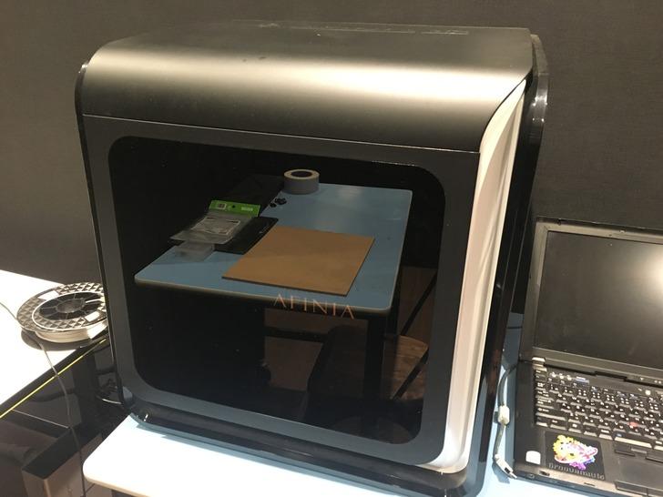 3Dプリンター レーザーカッター