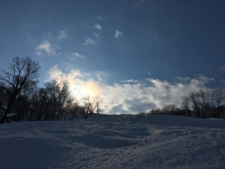 ルスツリゾート コブ 彩雲