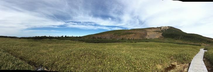白山 パノラマ