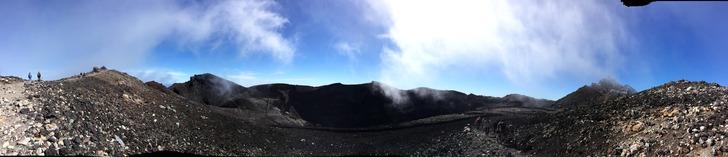 富士山 お鉢巡り
