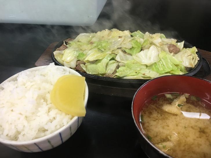 元祖びっくり亭 鉄板焼き 福岡 B級グルメ