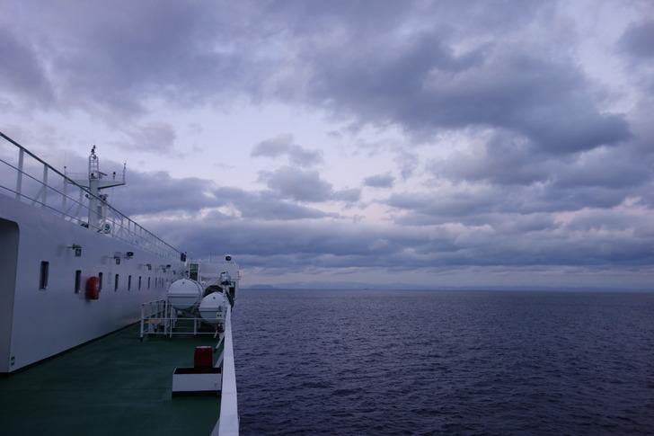 津軽海峡フェリー ブルードルフィン 函館