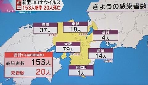 関西地方感染0618ss