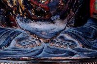 観音様の足の裏