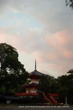 大覚寺心経宝塔