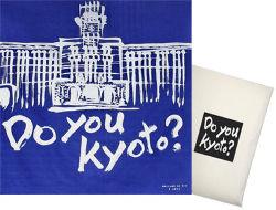 「Do you Kyoto?」風呂敷