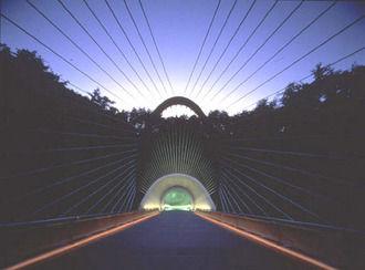 ミホ・ミュージアムトンネル