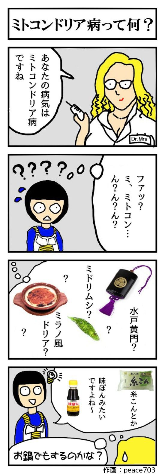ミトコンドリア病01
