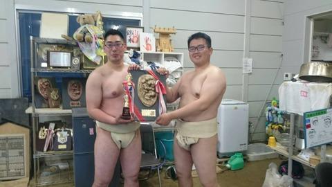 05 新入生相撲大会