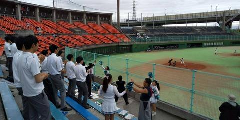 20 硬式野球部vs関学3日目