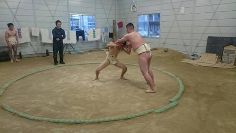 03 新入生相撲大会