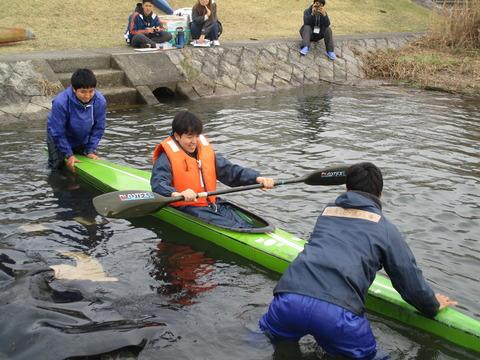 44 カヌー試乗会